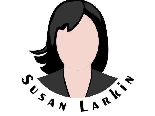 Susan Larkin icon testimonials search